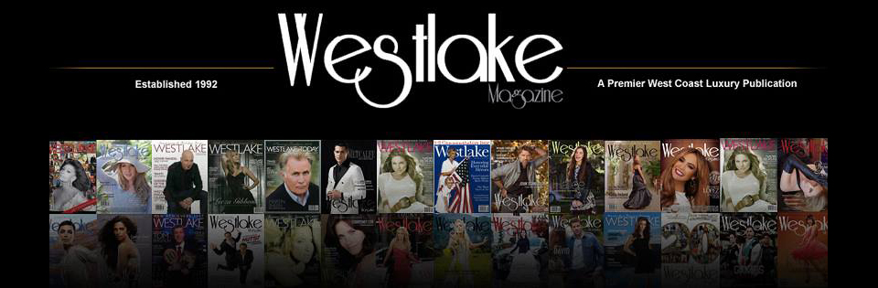 Westlake magazine, a premier west coast luxury publication